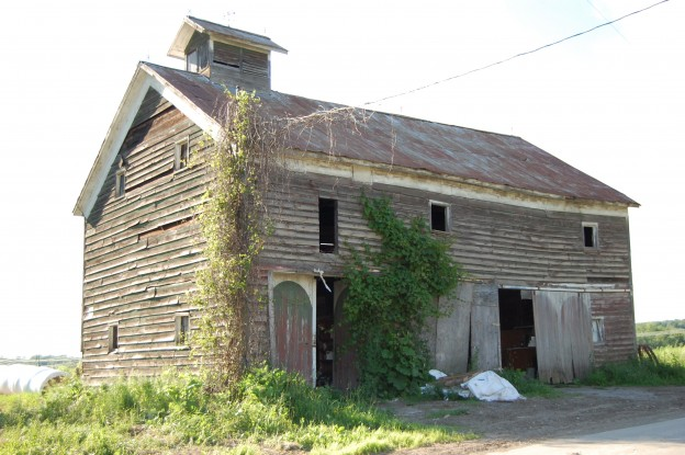 New World Dutch Barn for Sale